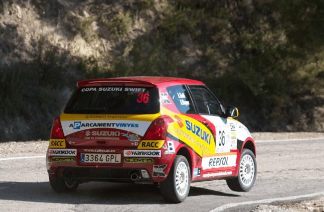 Suzuki a un paso de revalidar el título de Marcas