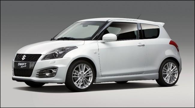 Pequeño pero matón: Nuevo Suzuki Swift Sport