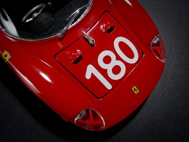 La Targa Florio de Ferrari