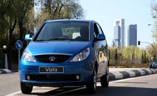 El nuevo Tata Vista