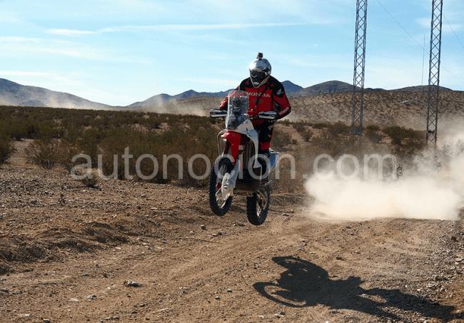 El Team HRC vuelve a la acción antes del Dakar