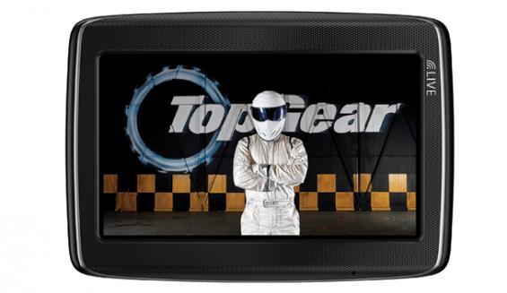 TomTom GO LIVE Edición Top Gear