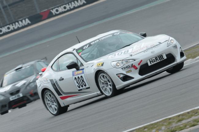 Toyota Motorsport presenta el GT86 CS-V3