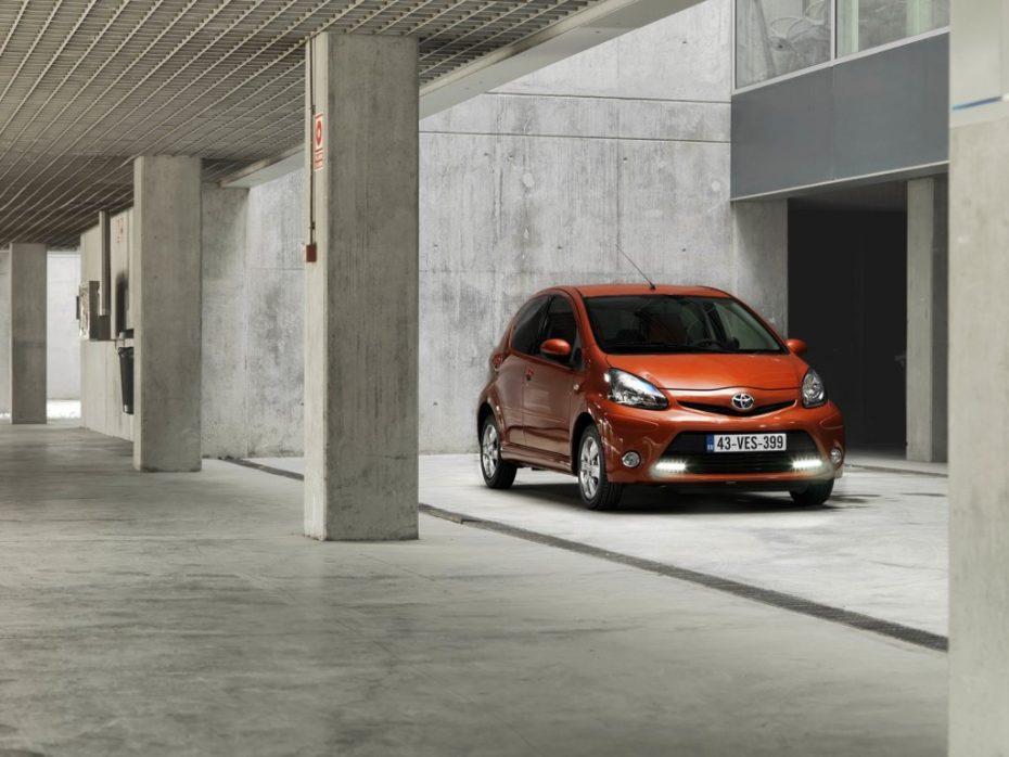 Nuevo Toyota Aygo , llega el último familiar