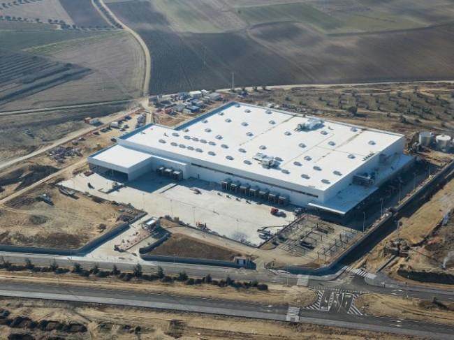 Toyota pone en marcha su nuevo centro de recambios en Illescas (Toledo)