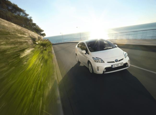 Toyota Prius consigue cinco estrellas en el EcoTest 2012 del ADAC alemán