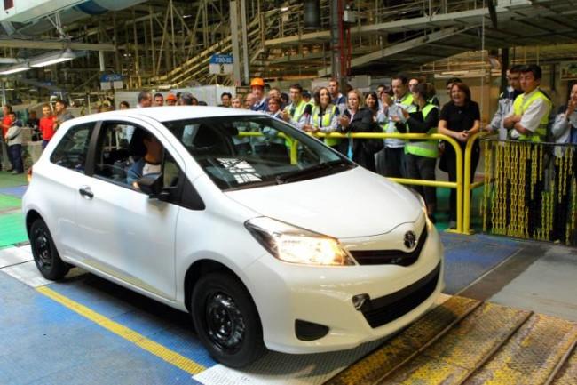 Toyota exportará el Yaris a Norteamérica