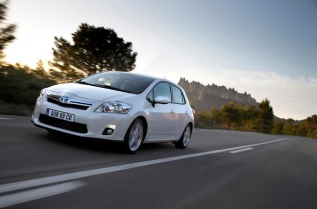 Toyota supera los 4 millones de vehículos híbridos vendidos