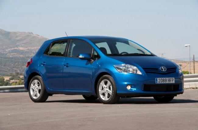 El nuevo Auris incorpora el avanzado sistema multimedia Toyota Touch