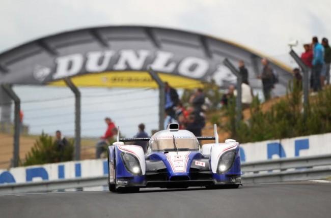 Toyota Racing, a punto para las 24 horas de Le Mans