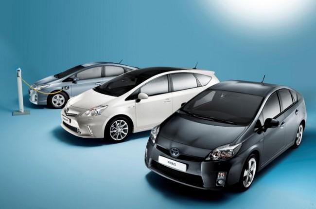 Toyota es la marca más verde del mundo por segundo año consecutivo