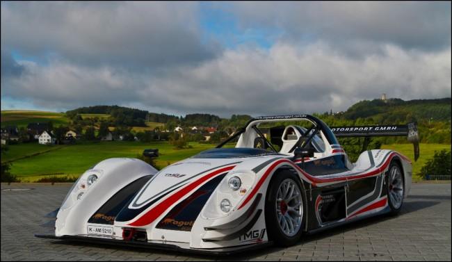 El primer eléctrico en bajar los 8 minutos en Nürburgring