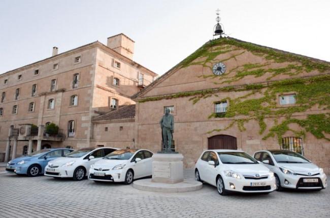 2.300 euros de descuento en todos los híbridos de Toyota