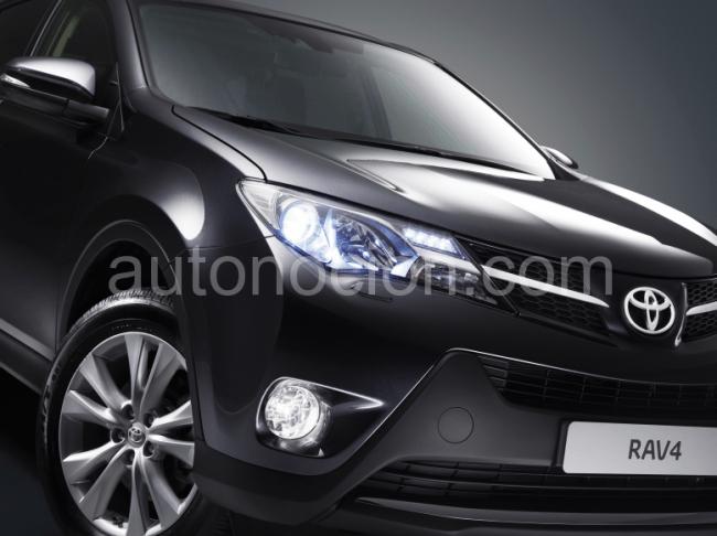 Toyota presenta el nuevo RAV4