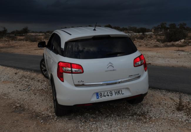 Prueba de la última apuesta SUV de Citroën: C4 Aircross (Parte II)