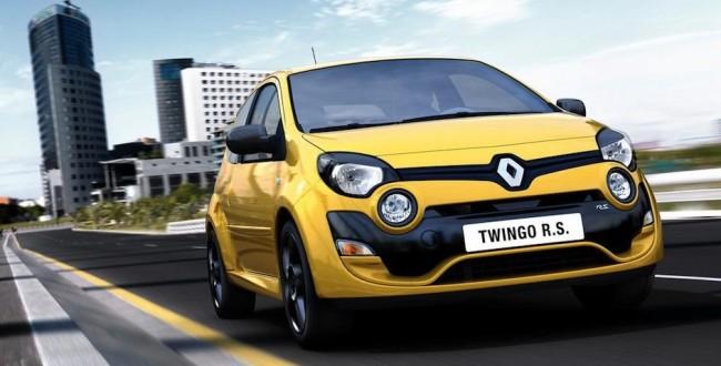 El Renault Twingo RS toma ejemplo de la F1