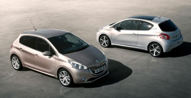 La renovada generación del Peugeot 208