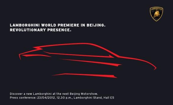 El SUV de Lamborghini se llamará Urus
