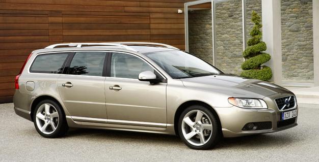 Los grandes de Volvo se ponen al día