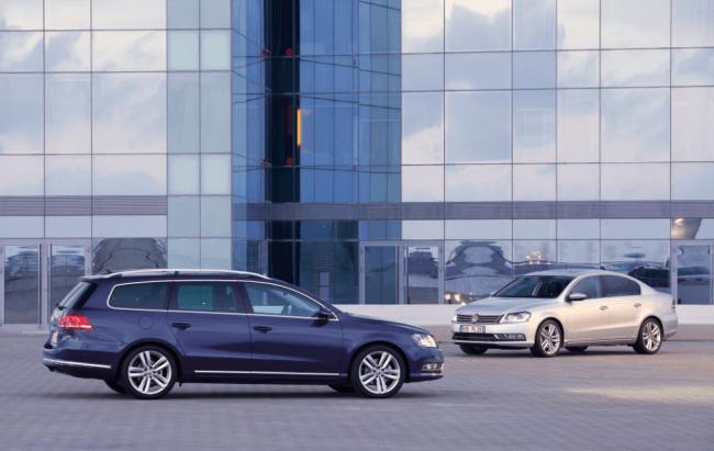 Volkswagen turismos entrega 5,74 millones de vehículos