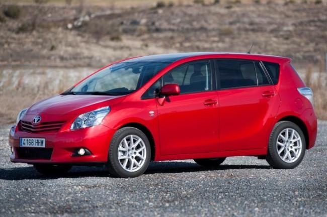 La nueva gama Toyota Verso 2012