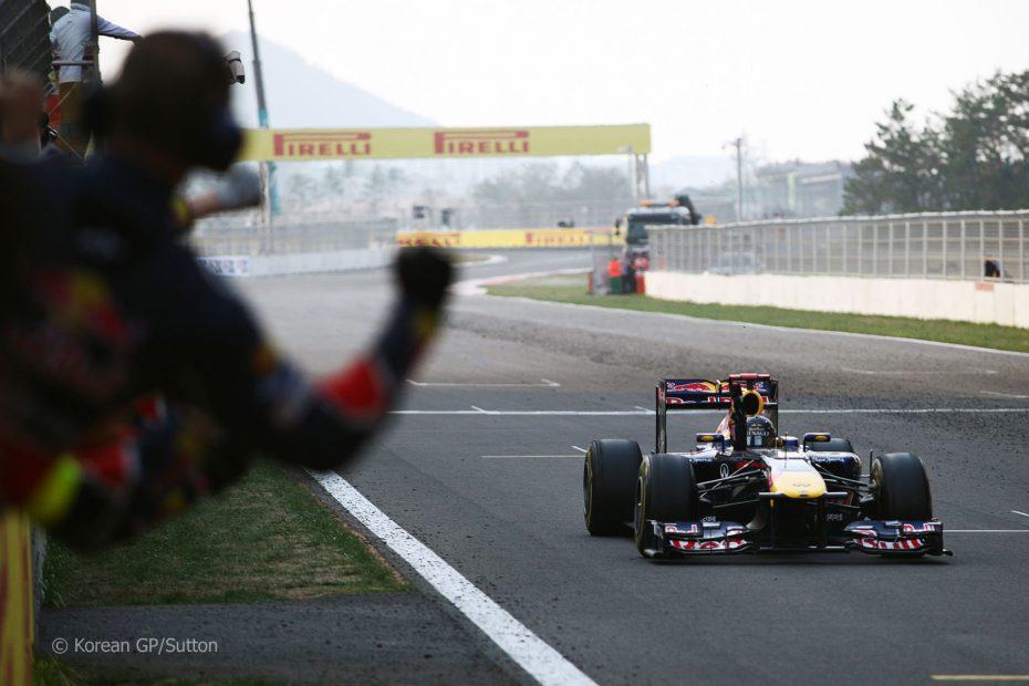 Red Bull se convierte en el preferido de Renault
