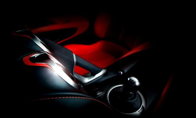 El interior del Viper SRT 2013
