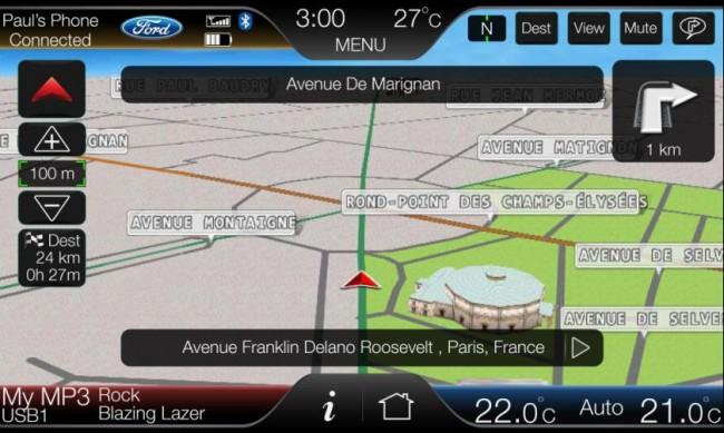 Ford desarrolla un Simulador de Discapacidad Visual