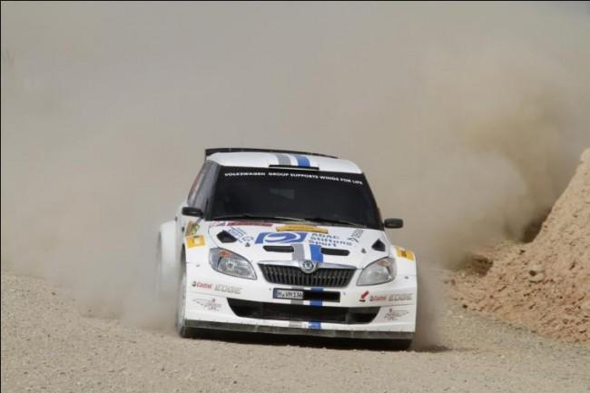 Volkswagen calienta motores en el Rallye Cataluña-Costa Daurada