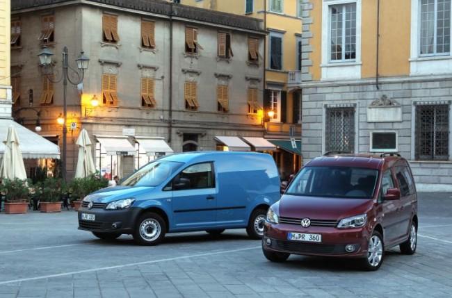 El sistema park assist también para Volkswagen Caddy