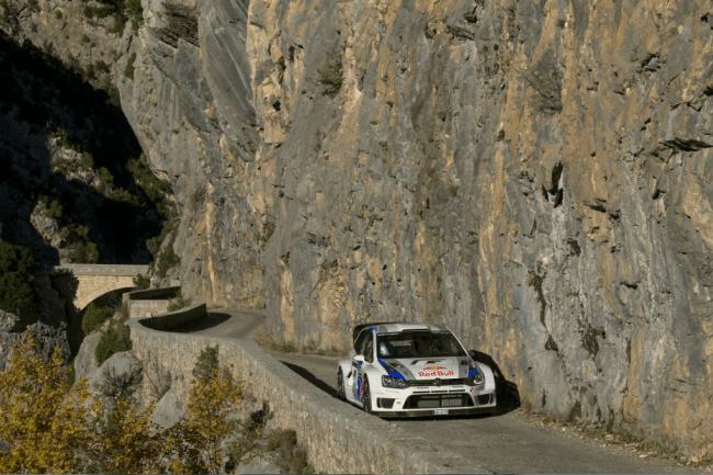 El Polo R WRC se prepara para su debut en Monte Carlo