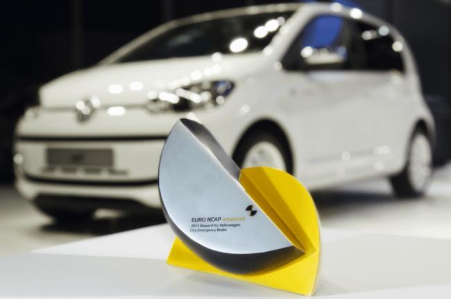 El Volkswagen Up! en lo más alto en cuanto a seguridad