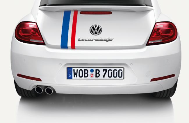 Volkswagen lanza en España el Beetle 53 Edition