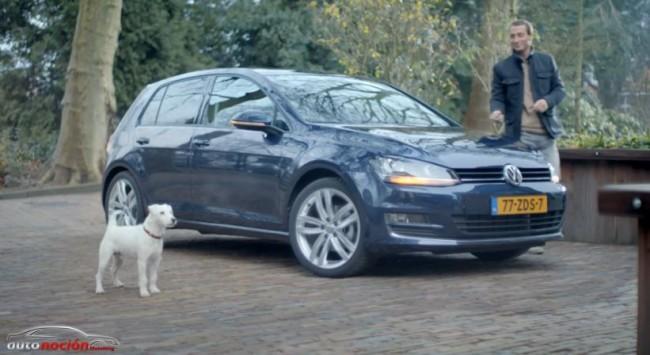 [Vídeo] Divertido anuncio de Volkswagen: ¿Perro o coche?