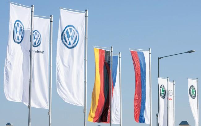 El grupo Volkswagen suma y sigue ingresando