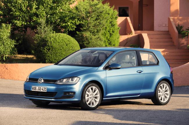 Volkswagen, marca líder del mercado del automóvil en España durante 2012
