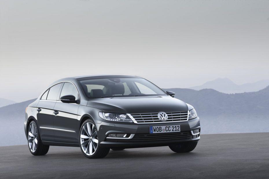 Volkswagen renueva el Passat CC