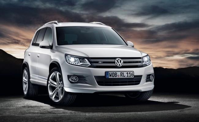 Volkswagen lanza el nuevo Tiguan R-Line