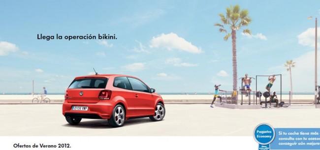 La operación bikini también en Volkswagen