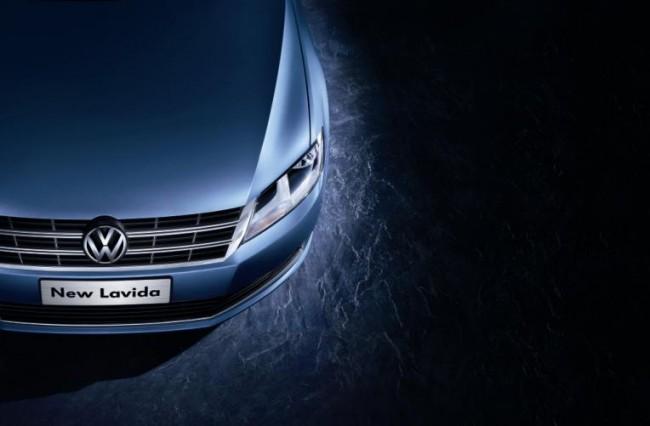 El retorno del Volkswagen New Lavida