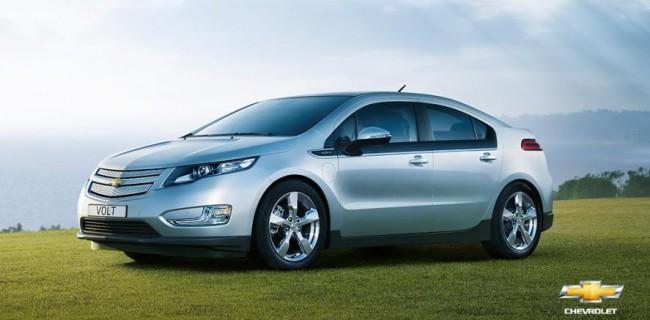 El electrizante Chevrolet Volt marca tendencia en la conducción eléctrica