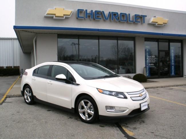 Chevrolet soluciona el problema de ignición de las baterías del Volt