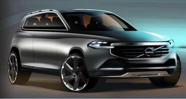 El Volvo XC90 cambiará su rostro