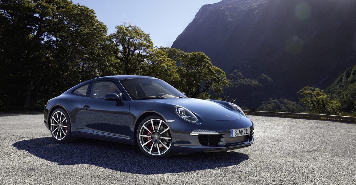 Informacion y galería de imágenes del nuevo Porsche Carrera S
