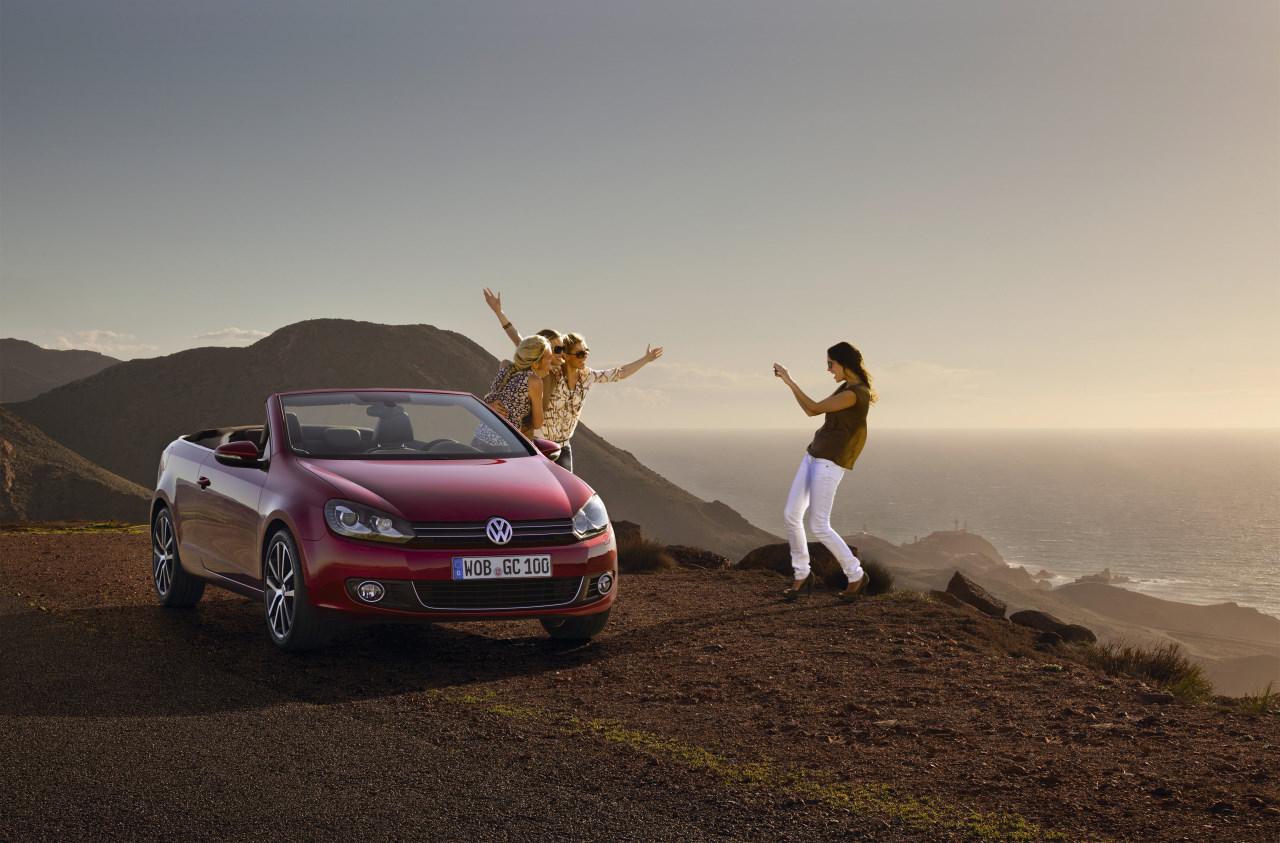 El Golf Cabrio aumenta su gama de motores