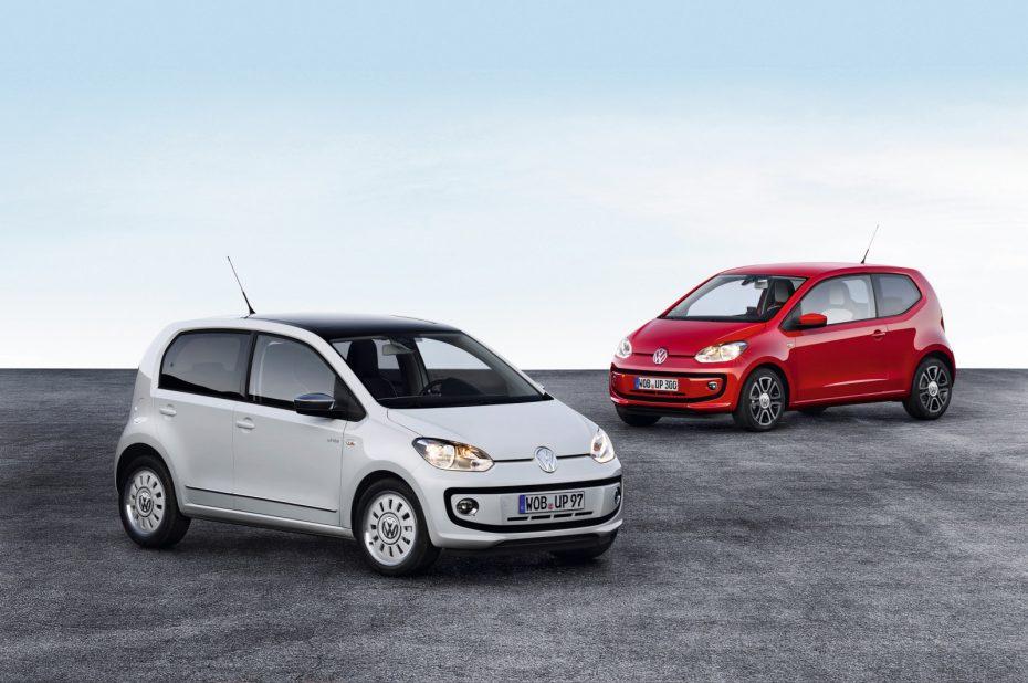 Nuevo Volkswagen Up! de cinco puertas