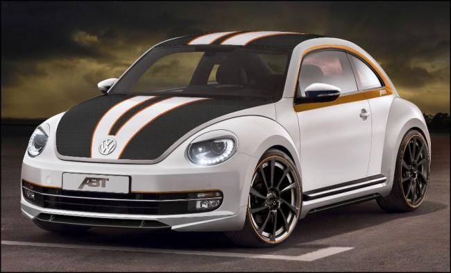 ABT ya tiene planes para el Beetle