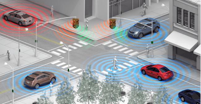 Wi-Fi Direct: La detección inalámbrica de peatones de GM