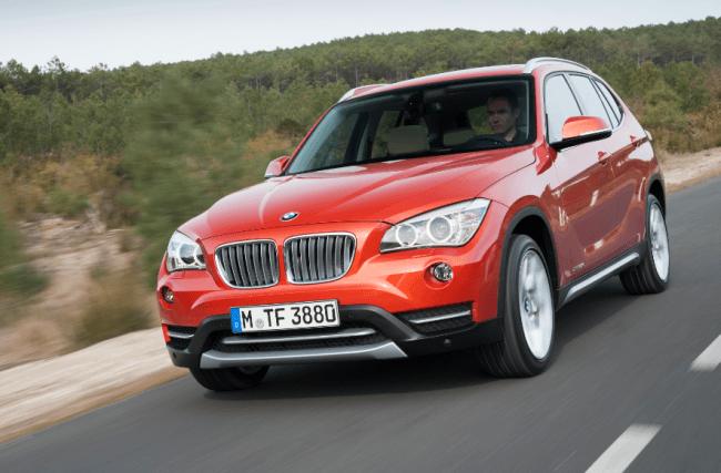 El nuevo BMW X1