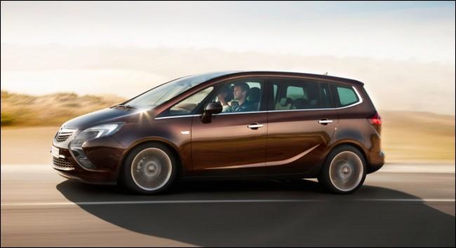 Opel y su cuarteto de novedades